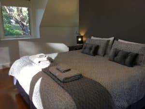 Retreat upper bedroom