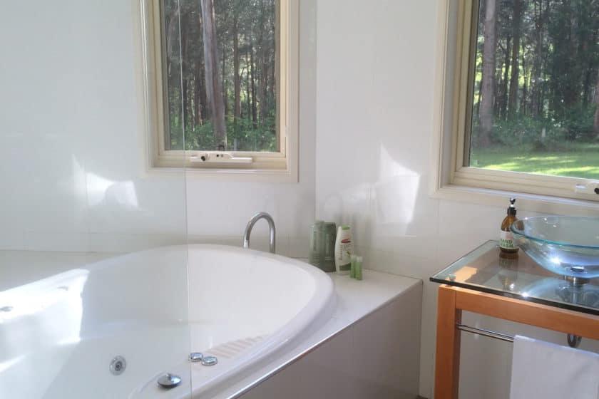 spa bathroom retreat