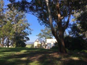 Berry Accommodation Villa setting