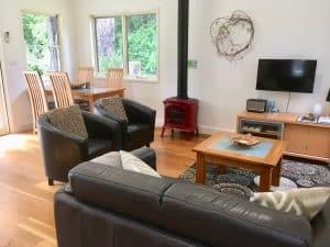 Berry NSW Accommodation Hideaway lounge