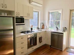 Berry NSW Accommodation Hideaway Kitchen