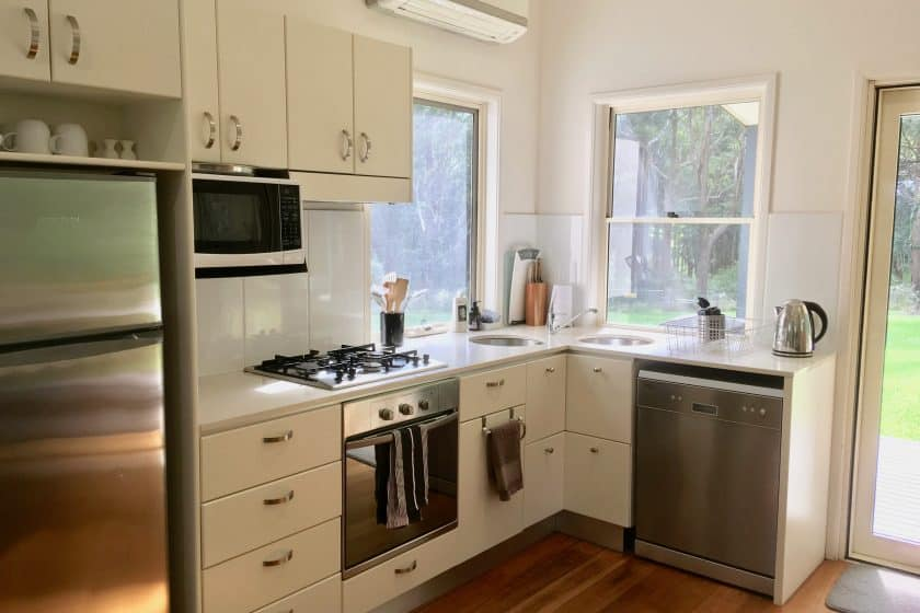 Berry NSW Accommodation Hideaway Kitchen
